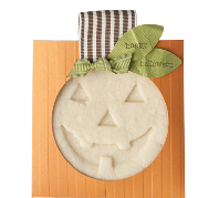 Sweet Pressed Cookie Stamp Project Idea Halloween