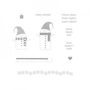 Merry Winter Stamp Set Stampin`Up!