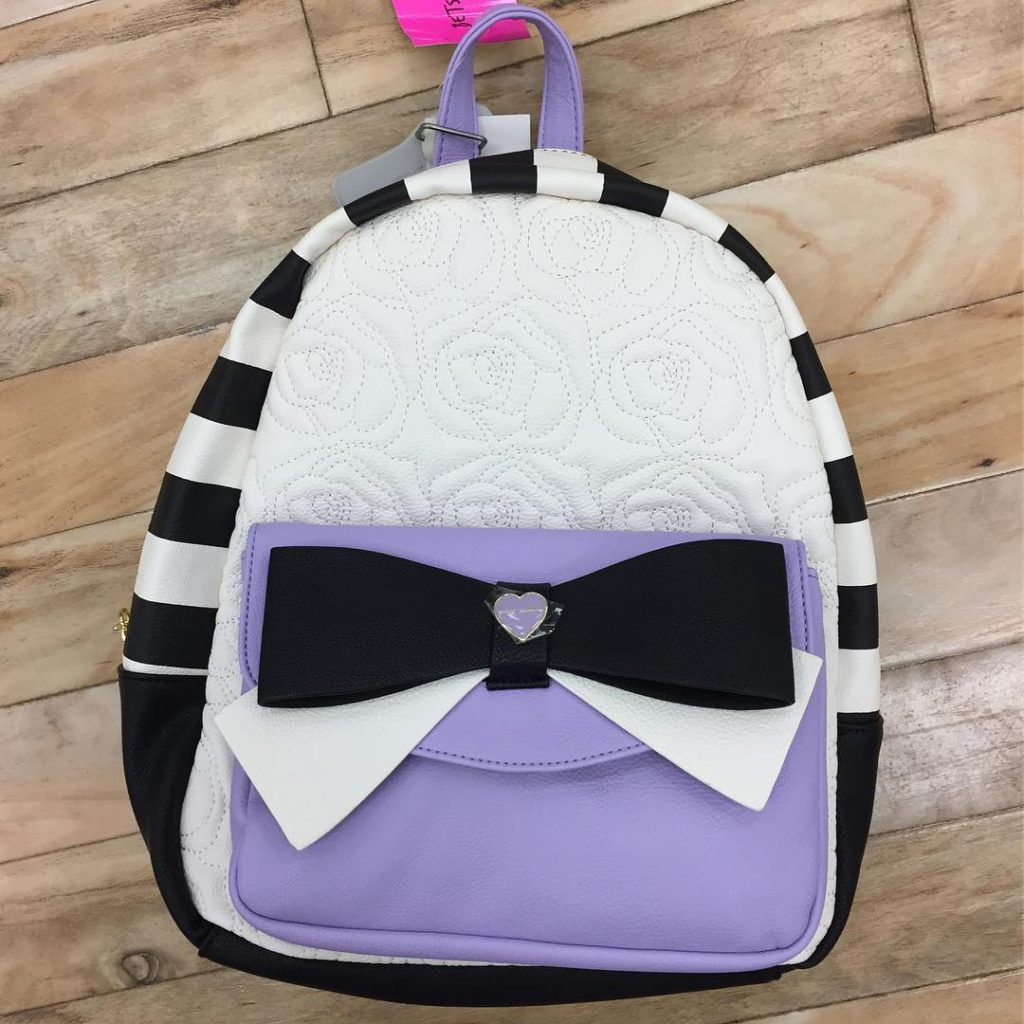 Love this Betsy Johnson backpack purse Found this one athellip