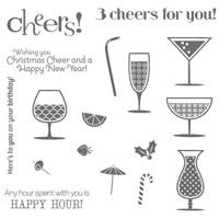 Happy Hour Stamp Set