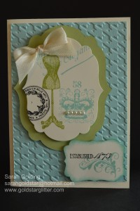 Established Elegance Card
