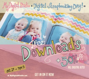 Free Digital Scrapbook Downloads