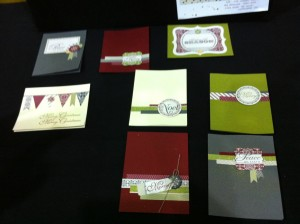 Cards using Merry Moments Simply Scrappin' Kit