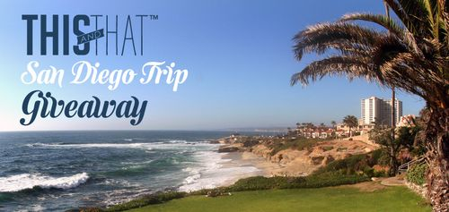 Win a to Trip San Diego 2013