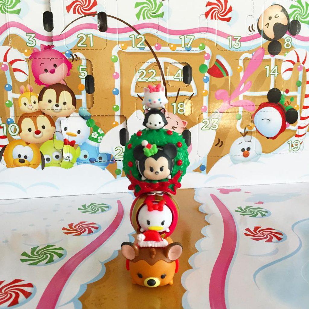 How adorable is this Disney Tsum Tsum Advent Calendar! Todayhellip