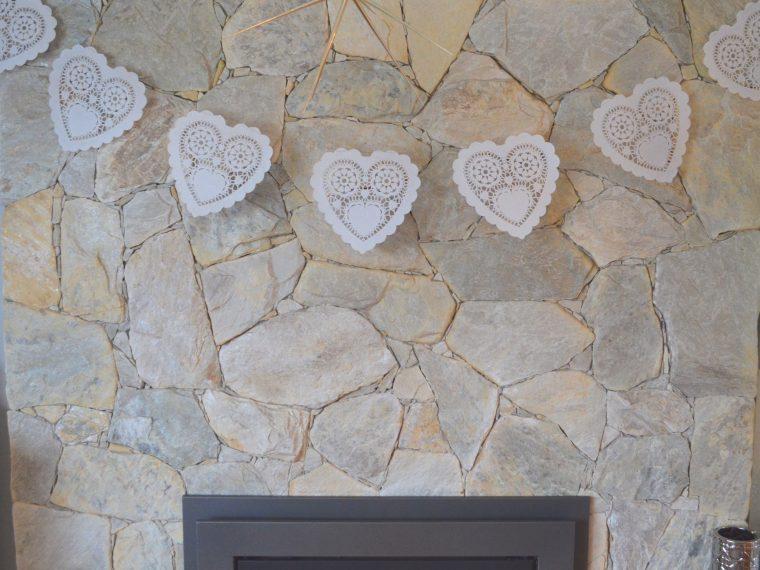 Valentine's Heart Banner DIY